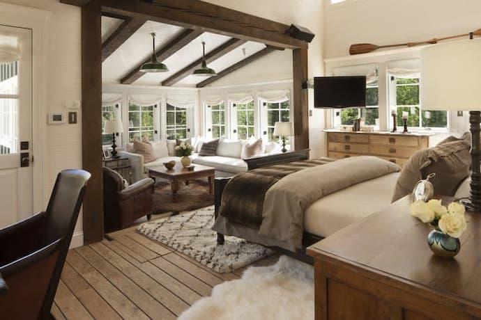 Dunbar Ranch bedroom