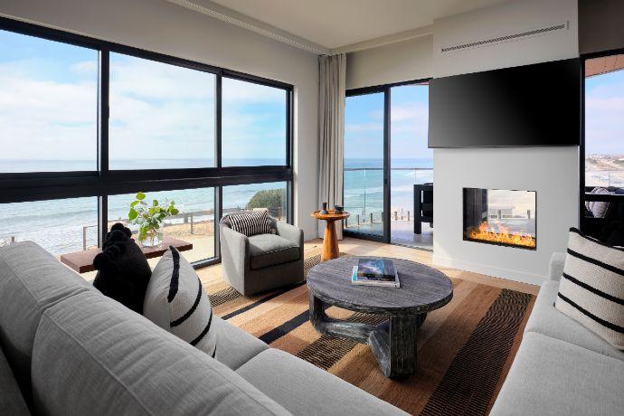 Alila Marea Beach Resort Encinitas suite
