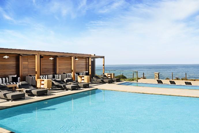 Alila Marea Beach Resort Encinitas pool
