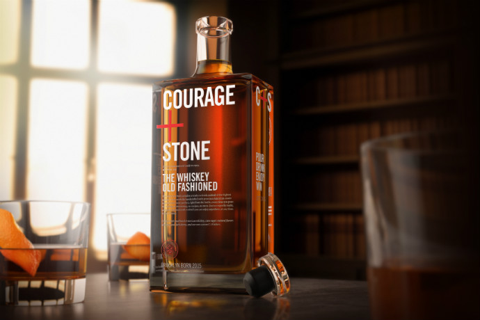 Courage + Stone Old Fashioned