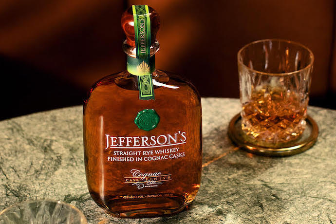 jefferson's rye cognac finish