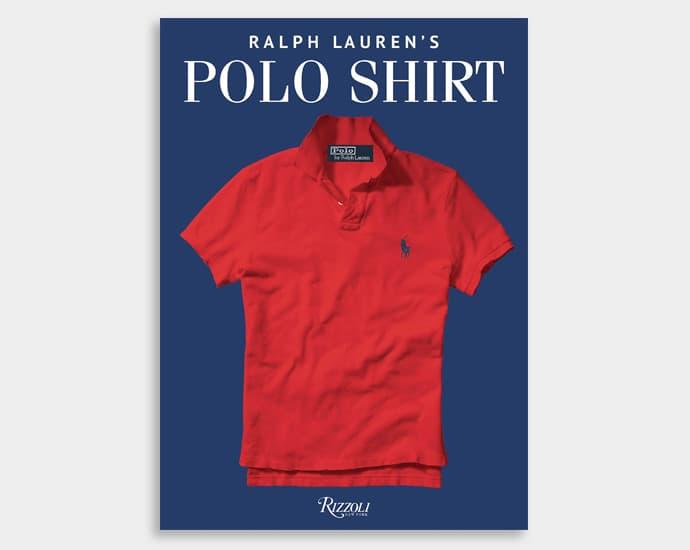 ralph lauren polo shirt book