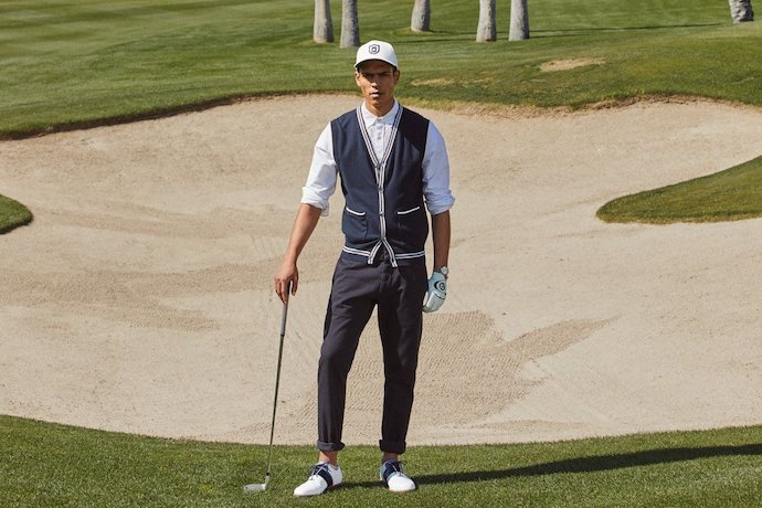 Todd Snyder x Footjoy golf collection