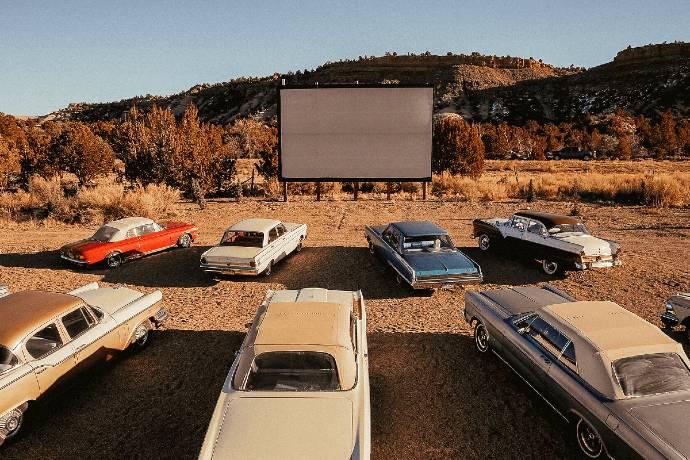 Yonder Escalante drive in movies