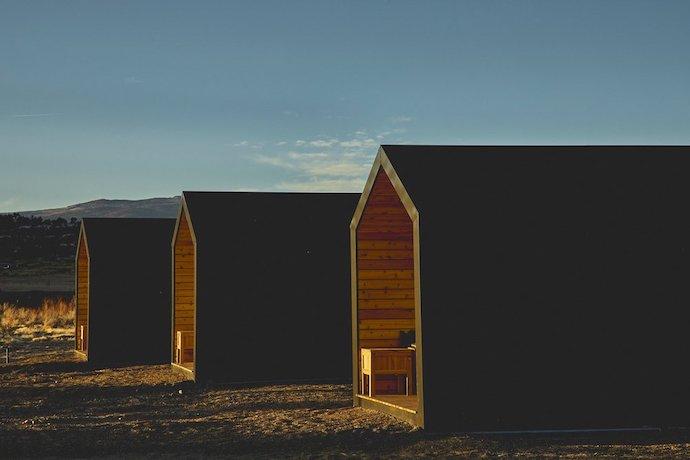 Yonder Escalante cabins