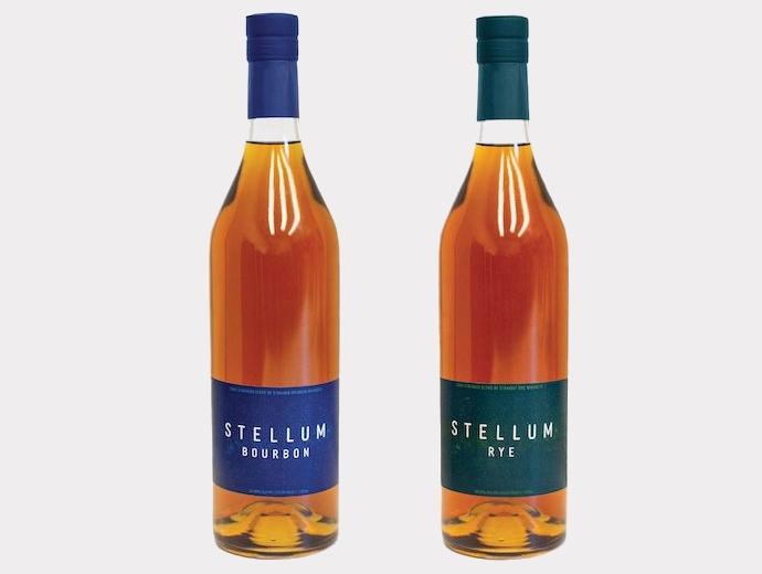 stellum spirits bourbon and rye