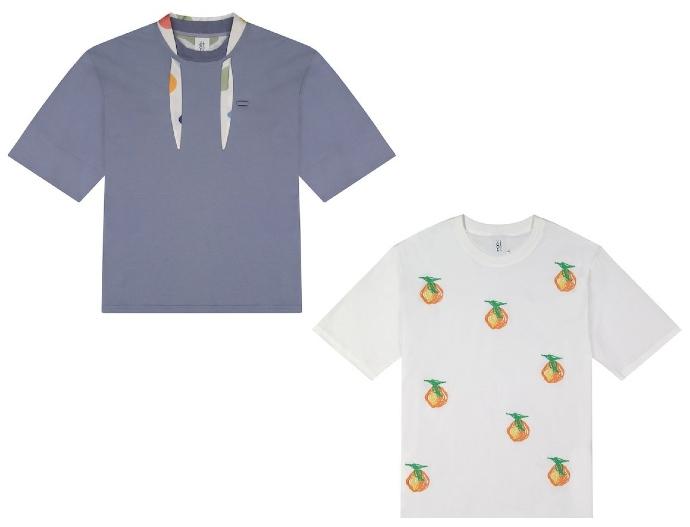 victor li t-shirts