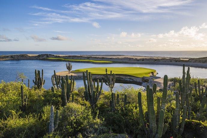 Rancho San Lucas norman golf course