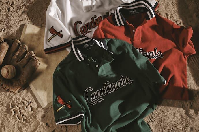 Ralph Lauren st louis cardinals polos