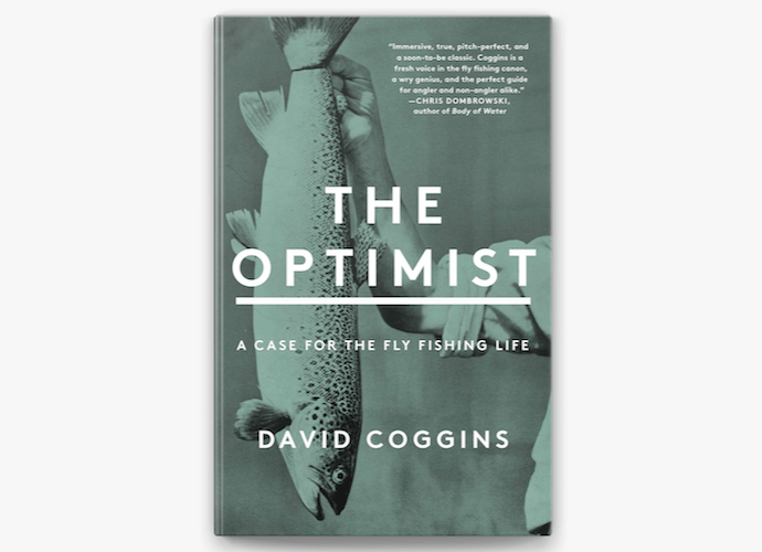 The Optimist fly fishing book