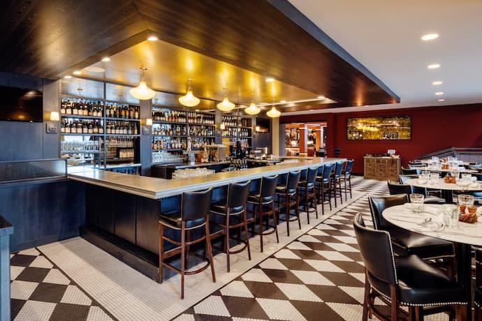 cloudveil hotel bistro restaurant