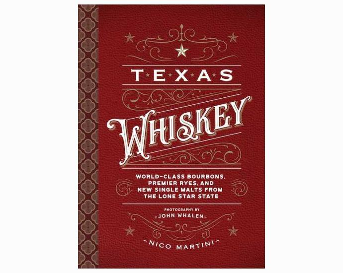 texas whiskey book
