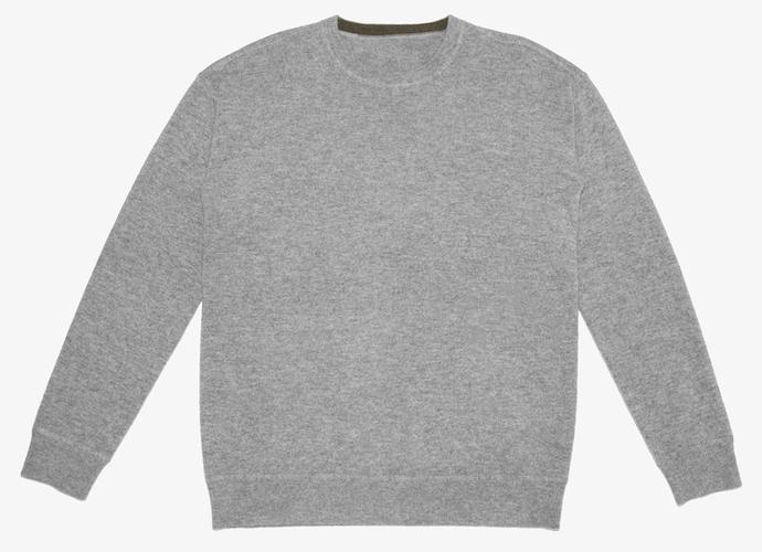 Italic cashmere sweater