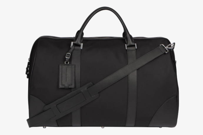 Italic duffel bag