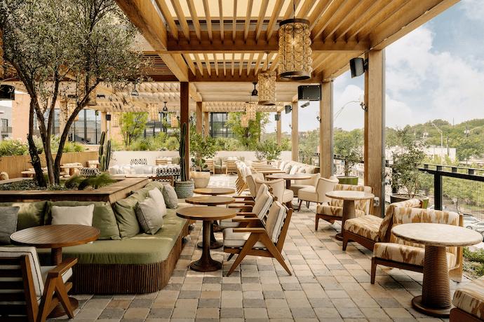 soho house austin terrace