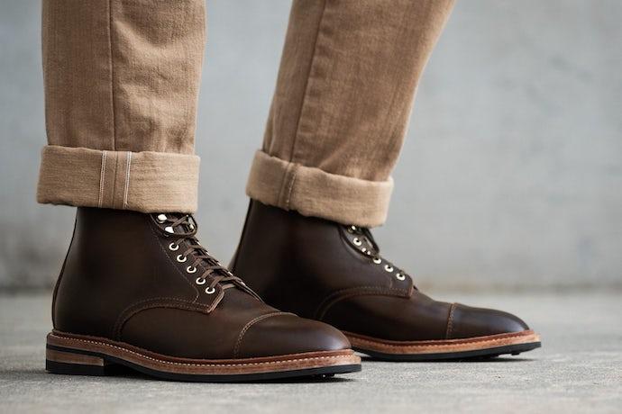 oak street boots