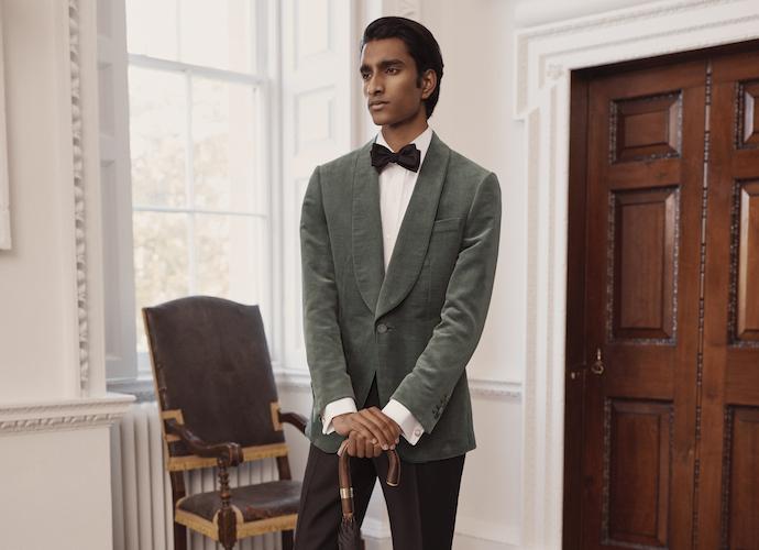 Mr. Porter Kingsman Tuxedo