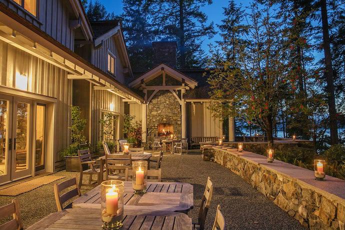subtle islands patio