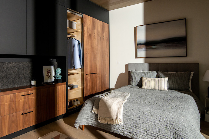 holiday domo bedroom