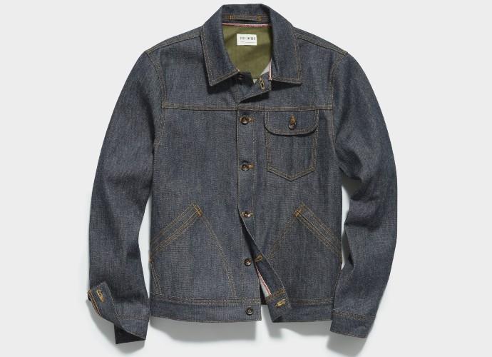 todd snyder denim jacket