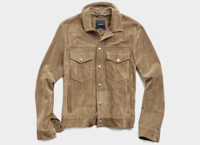 Todd Snyder dylan jacket