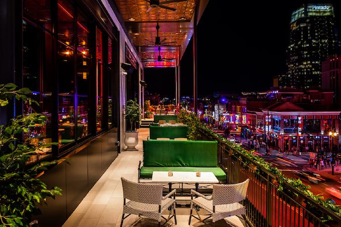 twelve thirty club rooftop bar nashville