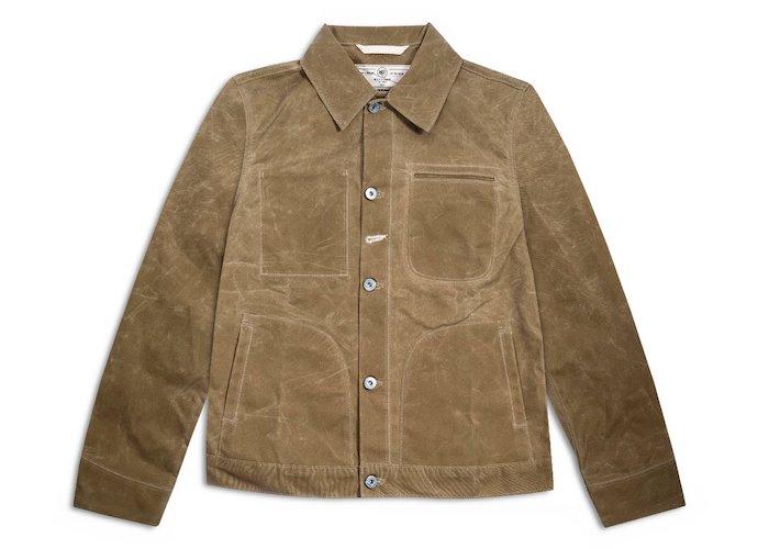 rogue territory waxed canvas jacket