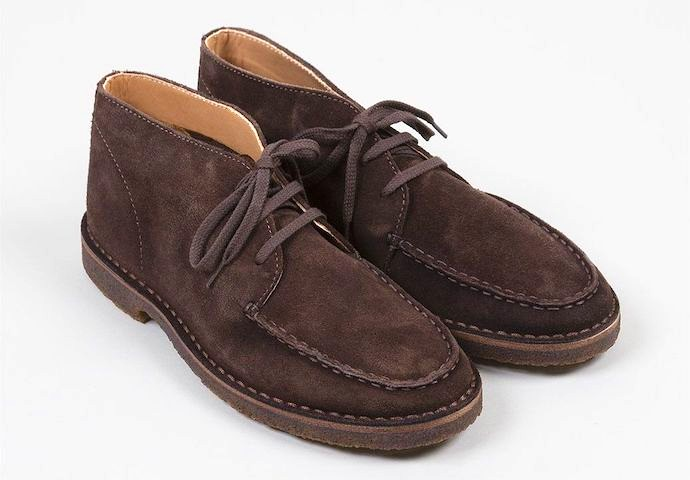 drake's chukka boots