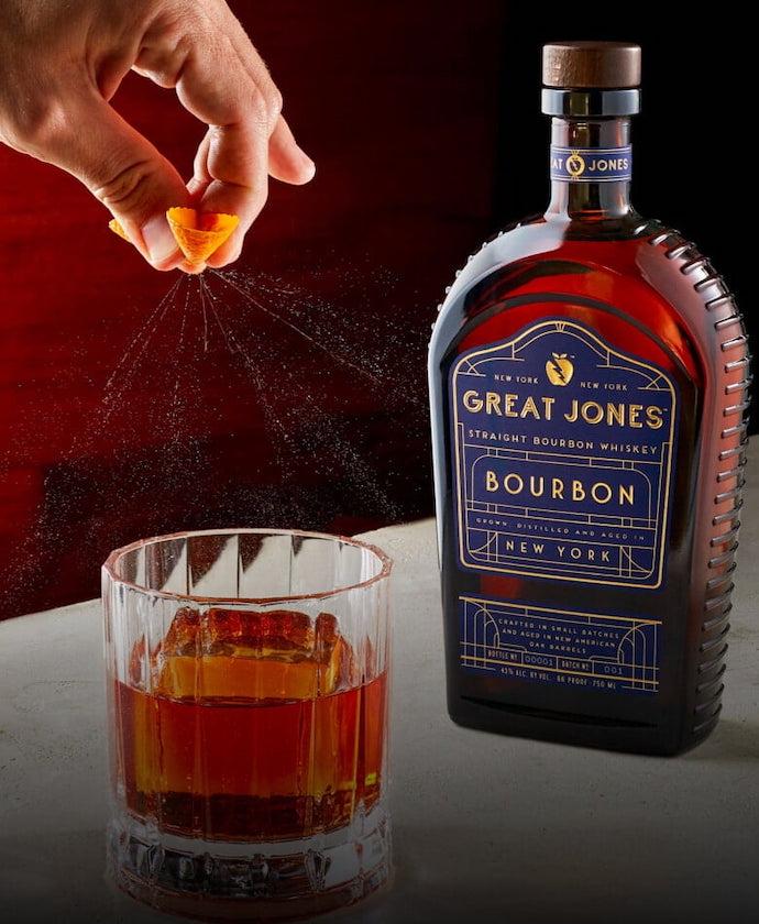 great jones distilling company bourbon