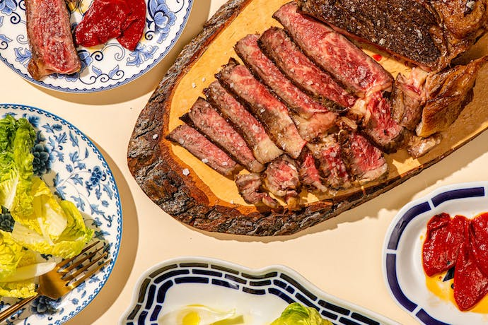 jose andres spanish ribeye steak dinner on goldbelly