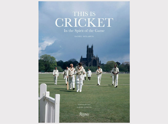 Rizzoli Cricket Book