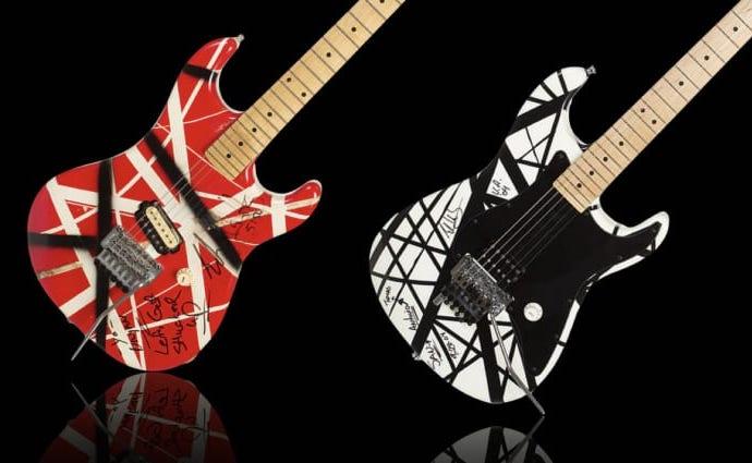 Van Halen Guitars