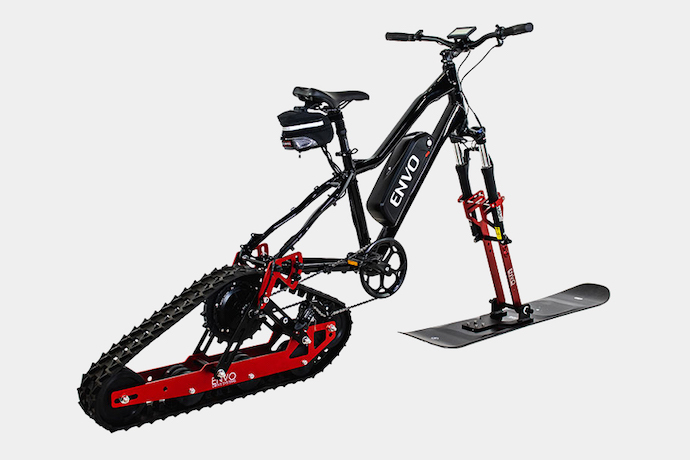 Envo snow bike kit