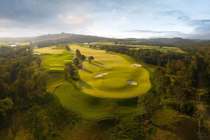 Tiger Wood's First Public Golf Course Is Here | It's an 18 ...