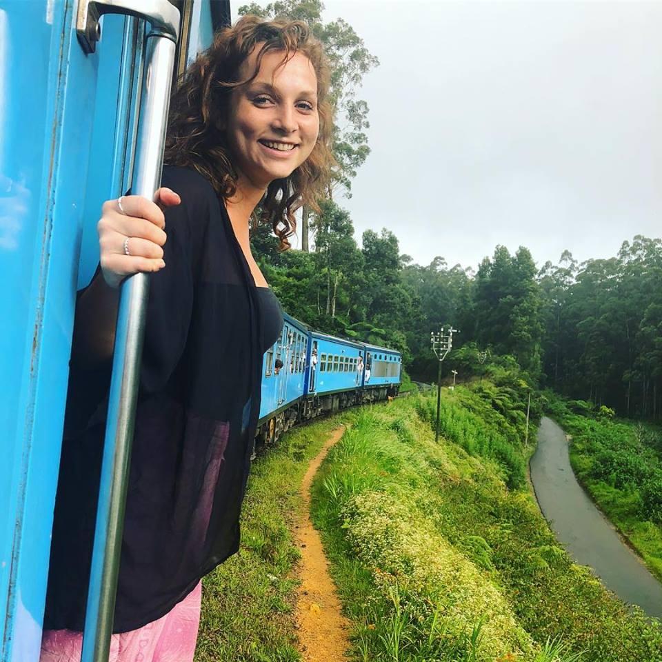 "All Aboard the ""Most Scenic Train Ride in the World"""