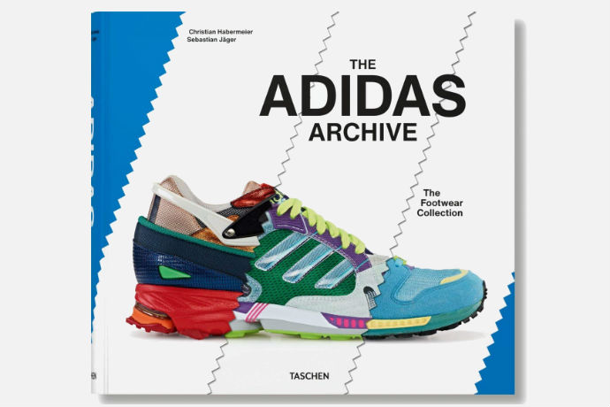 Adidas Archive Book