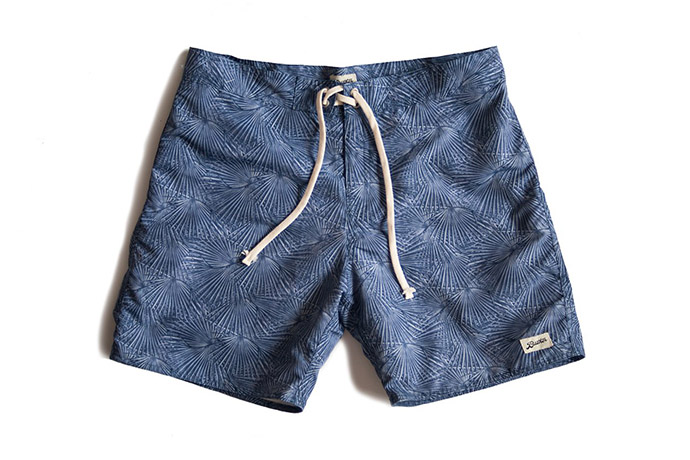 2d3c2d6c0d A most alluring pair of board shorts made in... Canada? Put these Bather surf  trunks in the Museum of Modern Art.