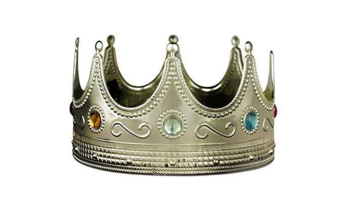 Sotheby's Notorious B.I.G. Crown