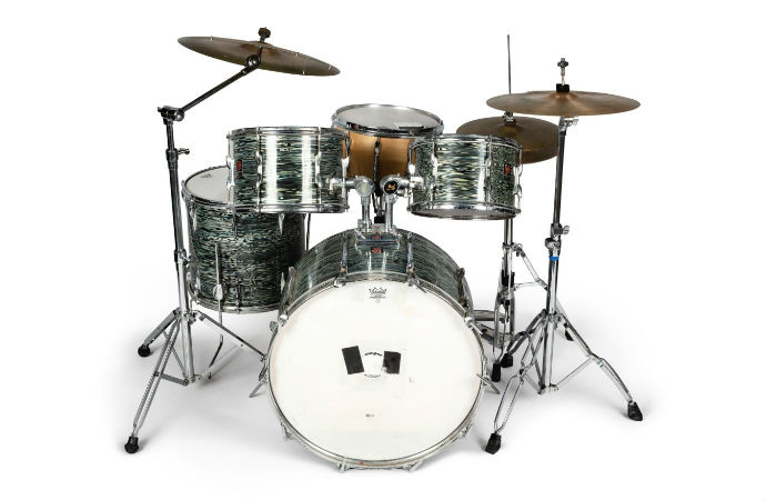 Sotheby's Questlove Drum Set