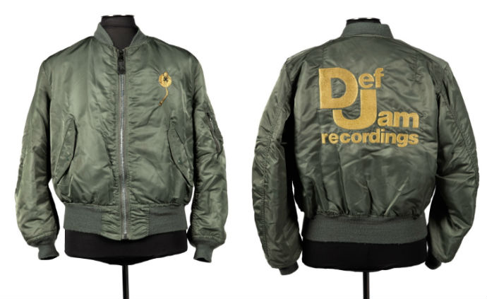 Sotheby's Def Jam Jackets