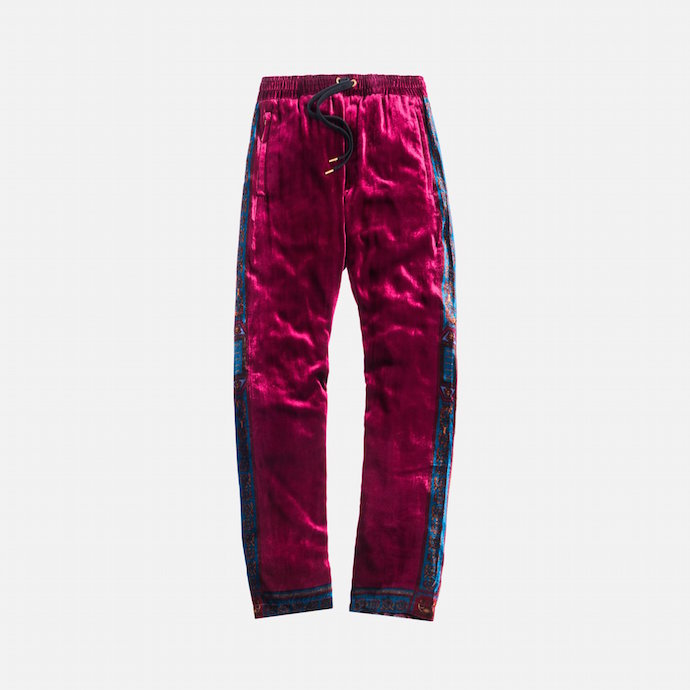 What they are  Velour track pants from Kith and Versace s new collab. Why  we want them  We honestly don t know. There s no real reason to...and yet. 71639a1ecbc