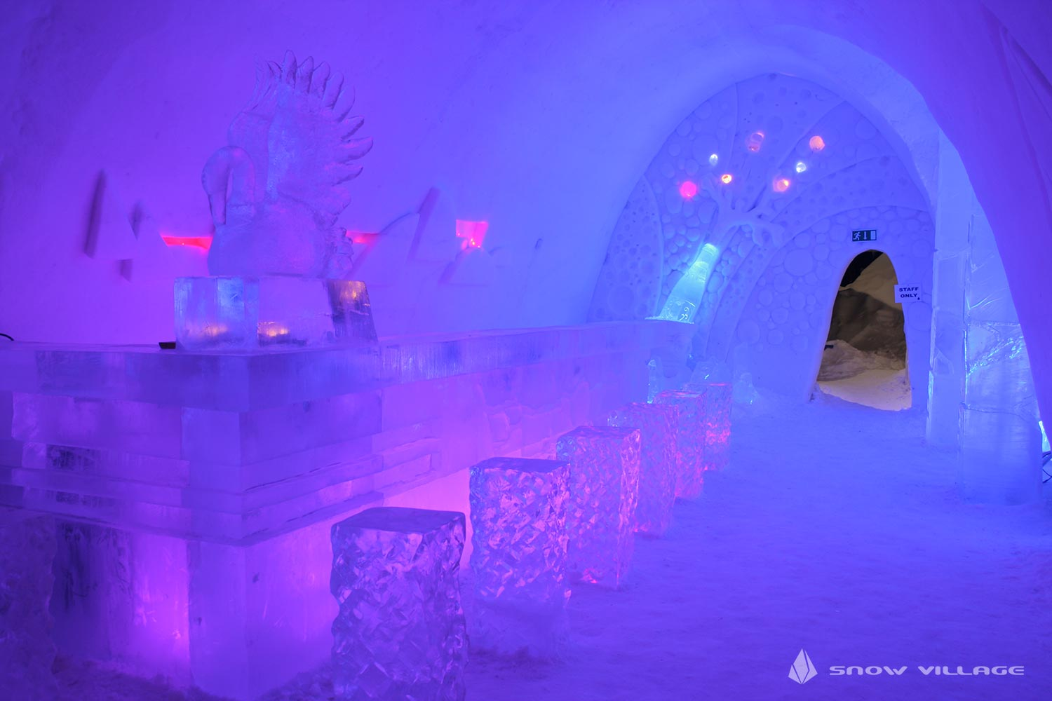 'Game Of Thrones' Ice Hotel Opens In Finland