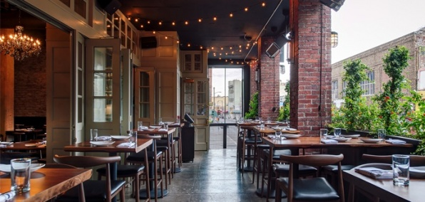 American Classics, Remixed, at Downtown's Blacksmiths