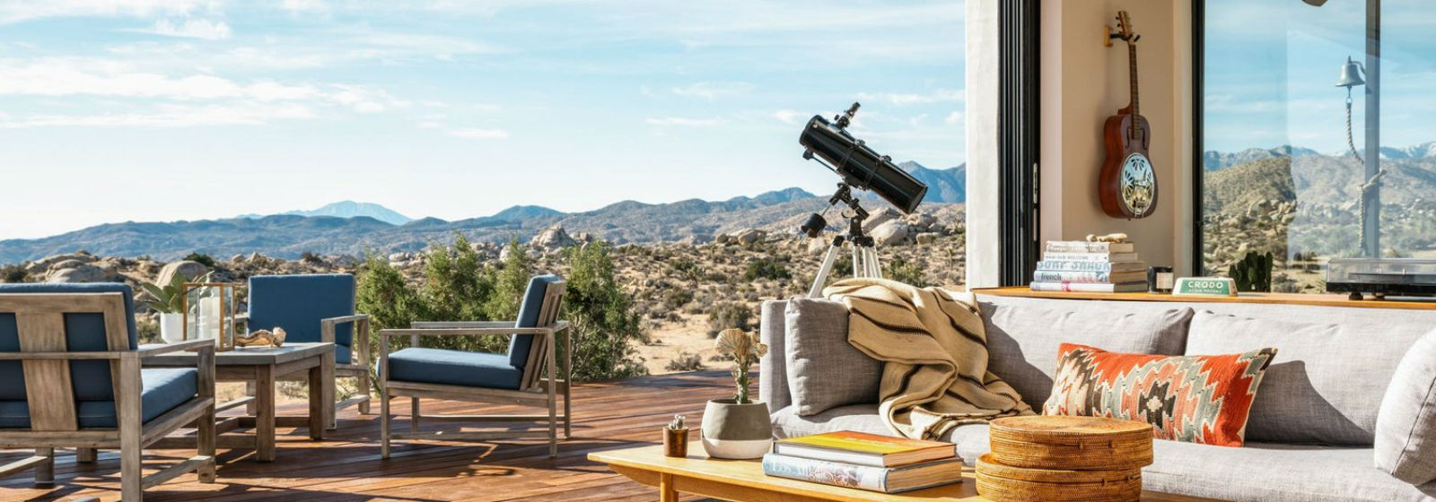 Your Own Private Enclave in the High Desert
