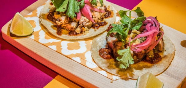 Taco Electrico: A Made-for-Instagram Subterranean Taqueria in Union Square
