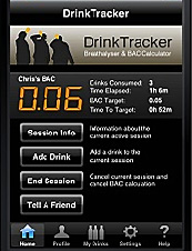 UrbanDaddy - Drink Tracker