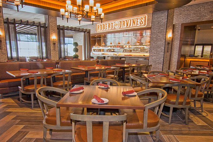 Image result for Robert Irvine's Public House restaurant tropicana hotel