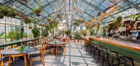 Commissary Los Angeles Seeing Greenhouse