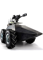 UD - WROMP Paintball Robot