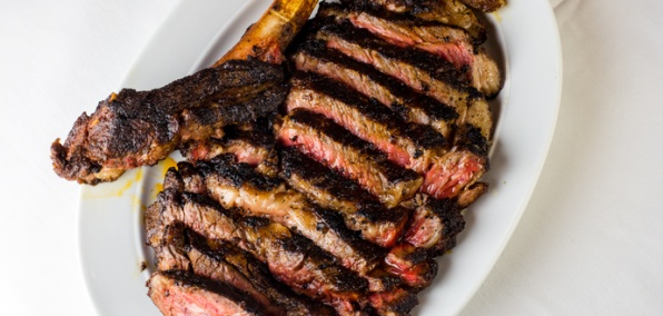 A New-School Steakhouse Rises in River North